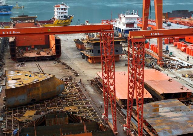 中国造船厂