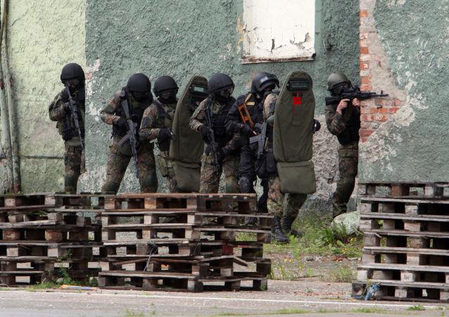 俄国家反恐委员会:达吉斯坦反恐行动中9名匪徒被消灭