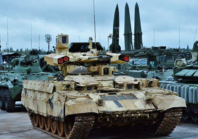 「終結者-2」坦克支援戰車