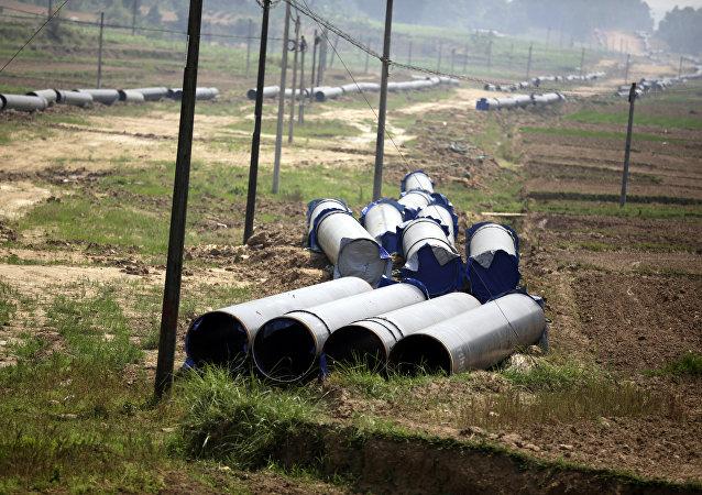 中国将新建10余万公里油气管网主干管道 总投资将达1.6万亿元