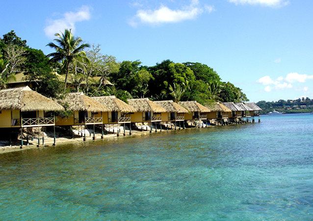 媒體:瓦努阿圖當局扣留一艘俄船隻和兩艘中國船隻