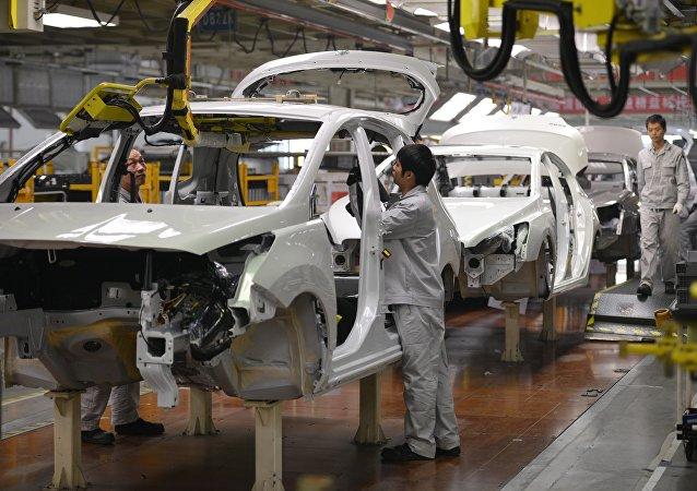 發改委:2022年取消乘用車外資股比限制 5年後全部取消