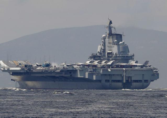 辽宁号航空母舰