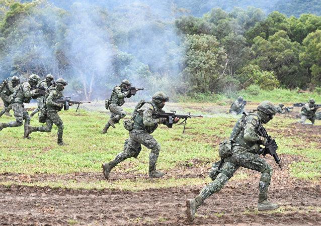 參加「國際軍事比賽-2018」的中國代表隊將陸續進駐比賽場地