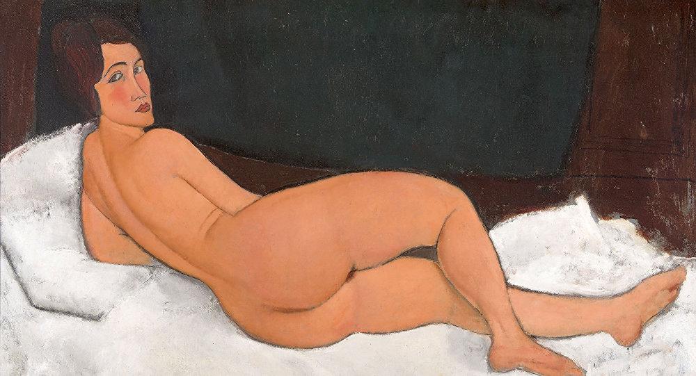 莫迪利亚尼画作将在纽约拍卖 起拍价破纪录