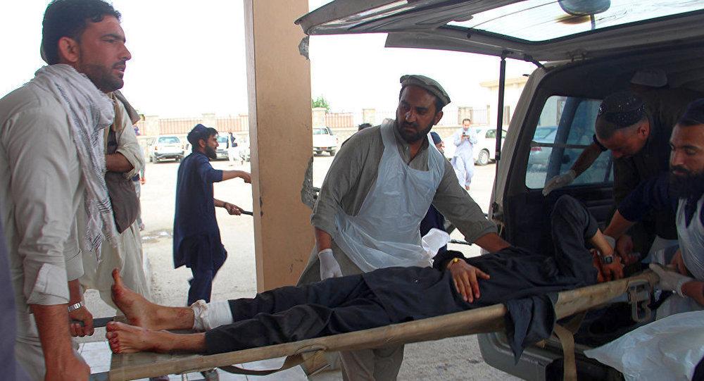 阿富汗賈拉拉巴德發生爆炸造成3人死亡至少18人受傷