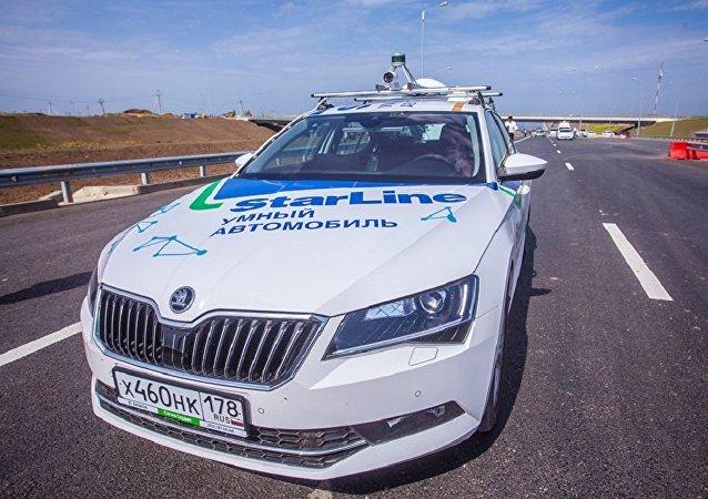 俄計量和技術管理局談無人駕駛汽車前景