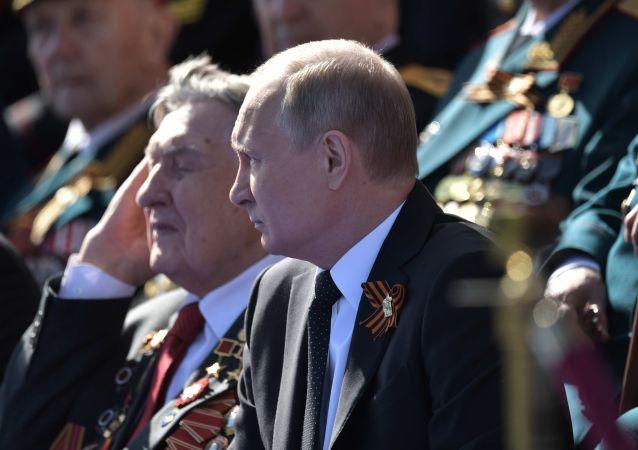 普京:各國領導人是否出席俄衛國戰爭勝利75週年紀念活動是他們自己的事