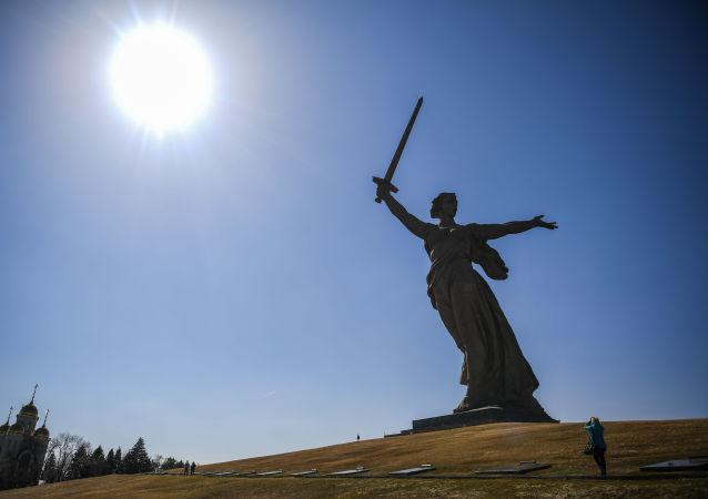 恐怖分子策劃在俄伏爾加格勒炸毀「祖國母親在召喚」雕像