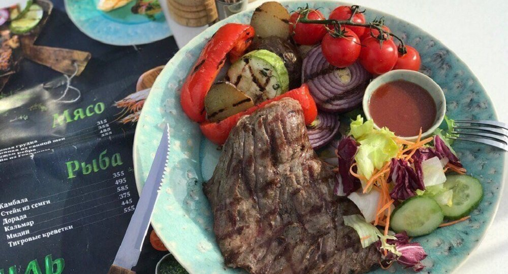 Donna Olivia餐馆菜品