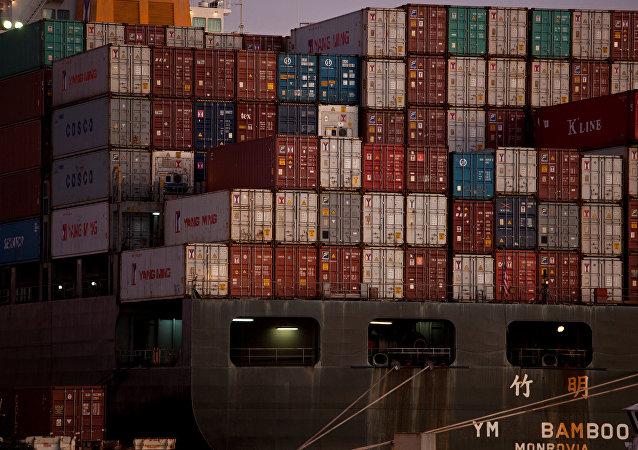 專家:不早於下半年集裝箱運輸費率將可降低
