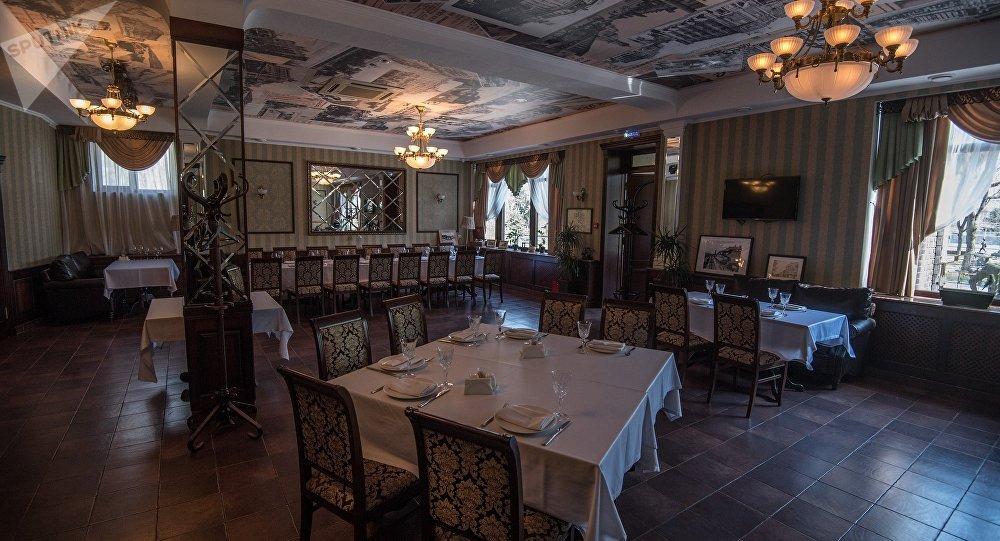《罗斯托夫-教皇》餐厅