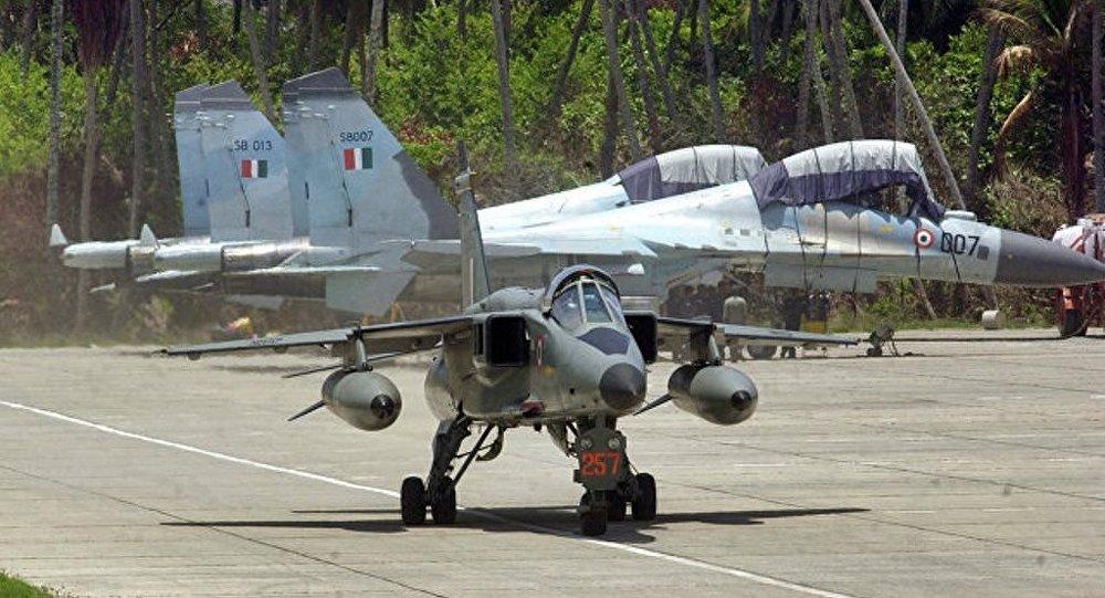 巴基斯坦要求印度将战斗机调离边境地区