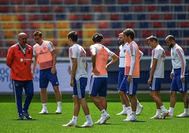 普京:俄罗斯队将在世界杯上展示最好的风貌