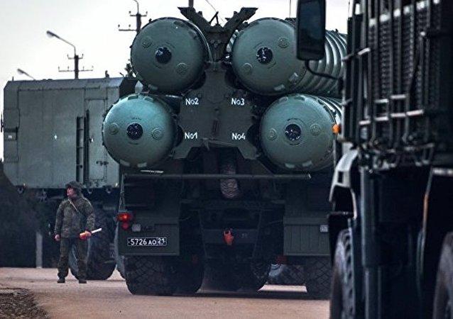 沙特就卡塔爾採購S-400發出戰爭威脅 這不可接受