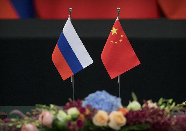 媒體:美國對俄中合作水平不斷上升感到不安