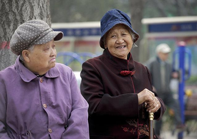 中國統計局長:中國老年人口規模龐大