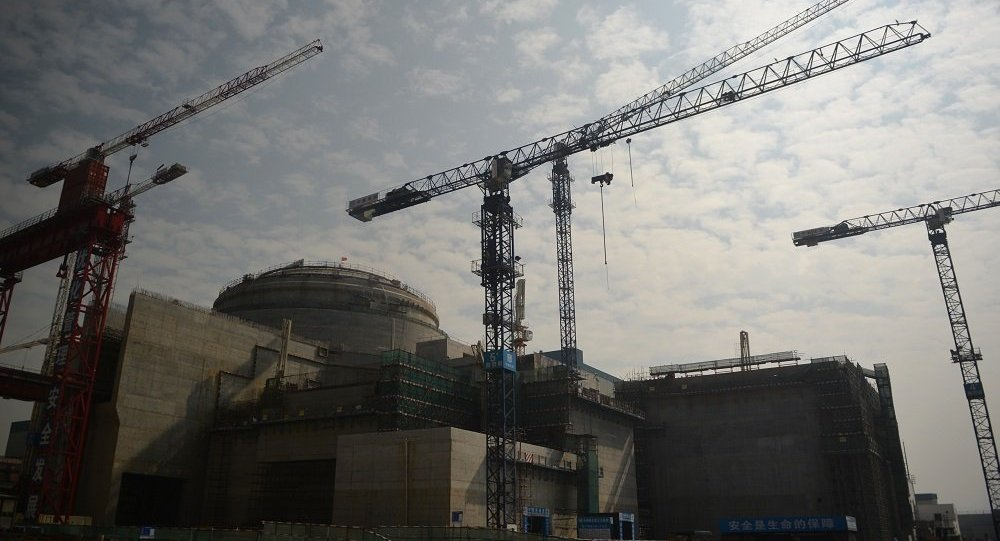 台山核電廠(圖片資料)