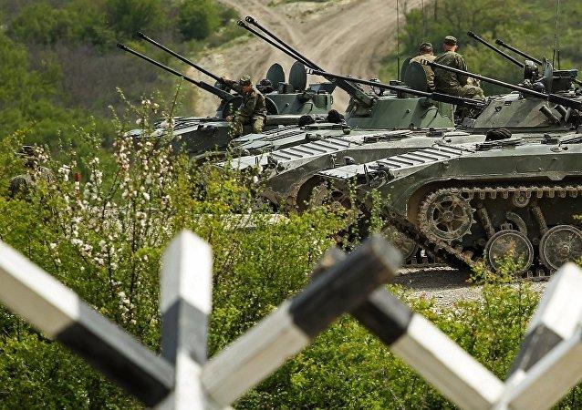 敘利亞炮兵將參加「軍隊-2021」國際軍事比賽