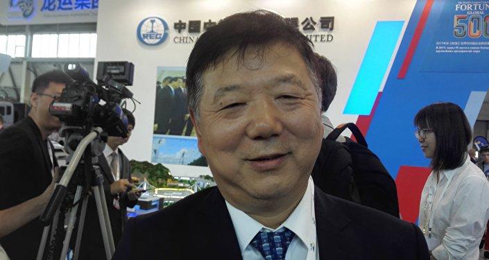 中国中铁四局集团有限公司董事长张河川