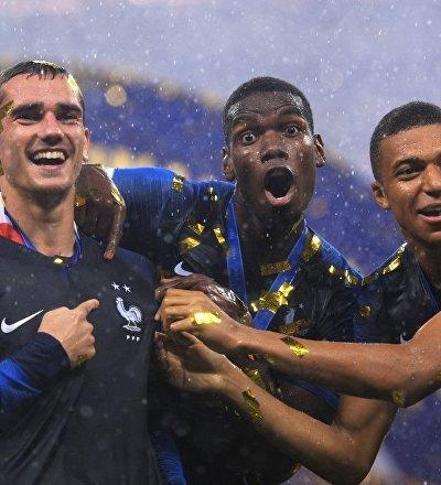媒體:法國隊獲勝給中國贊助商造成損失