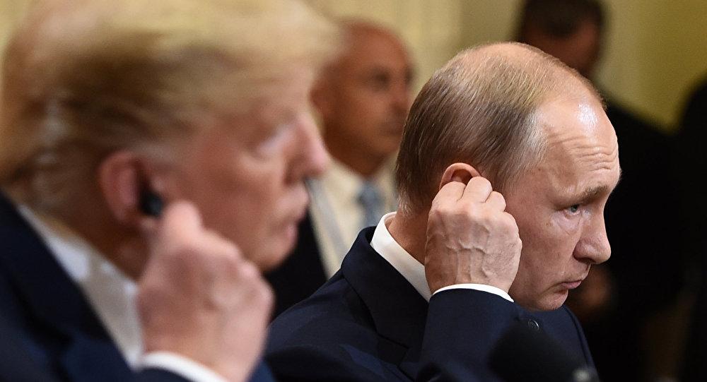 克宫:俄美元首在G20峰会期间或将短暂交流