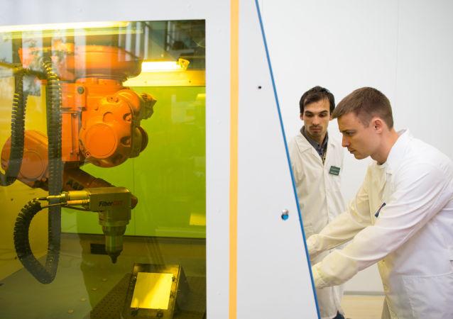 俄中科學家聯合開展電磁感應透明實驗