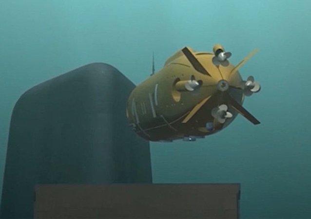 波塞冬无人潜航器