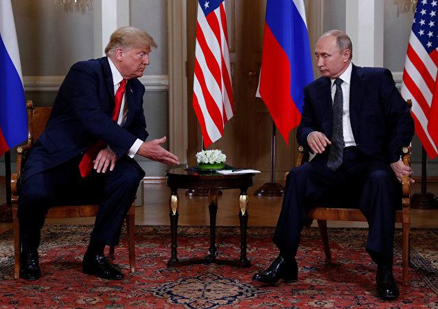 克宮:正在為俄美總統在G20峰會期間或安排的會晤進行準備工作