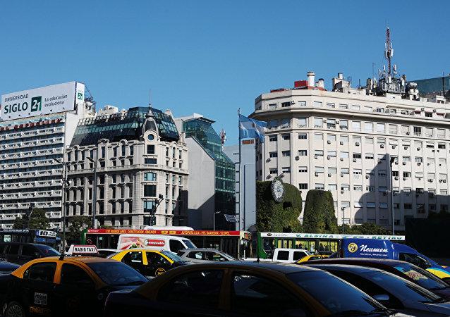 阿根廷首都布宜诺斯艾利斯