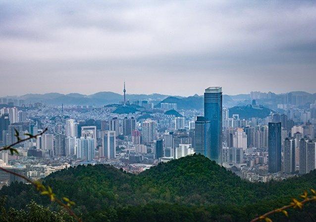 2021年生态文明贵阳国际论坛开幕