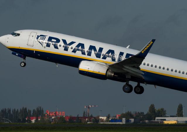 Ryanair客機