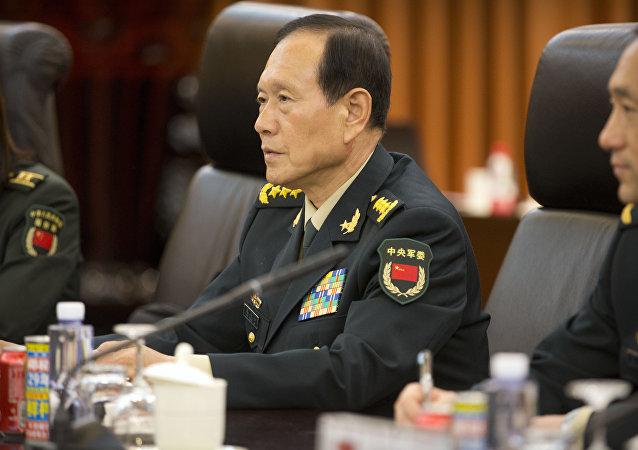 中国国防部长魏凤和