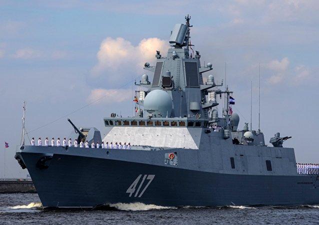 22350型「戈爾什科夫海軍元帥」號護衛艦
