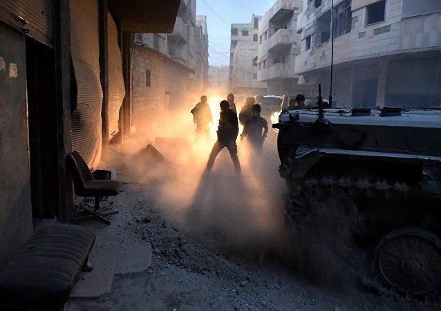 叙利亚电力部长:天然气管道遭破坏导致大马士革停电