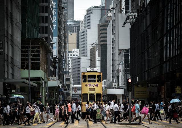 香港熱切期望加入《區域全面經濟夥伴協定》