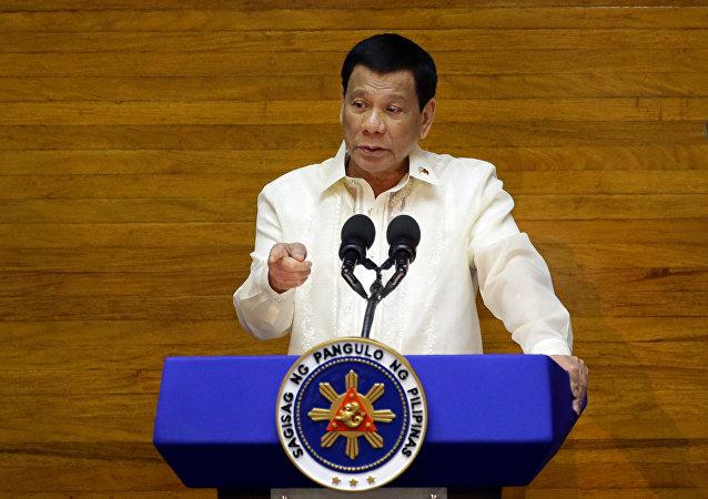 菲律賓總統承諾逮捕拒絕接種的菲律賓人