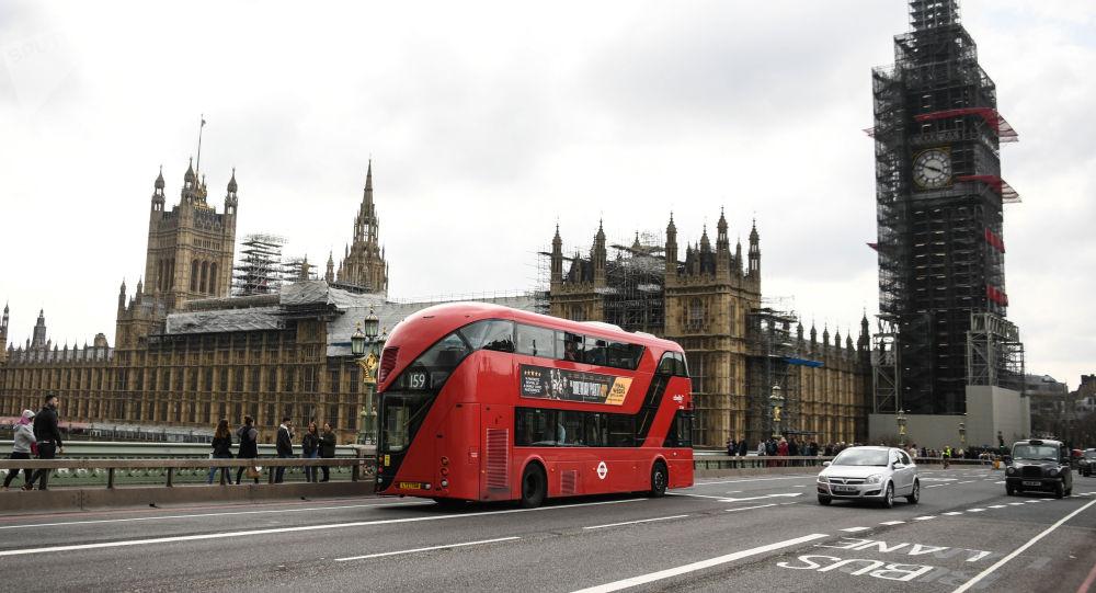 英国首都伦敦