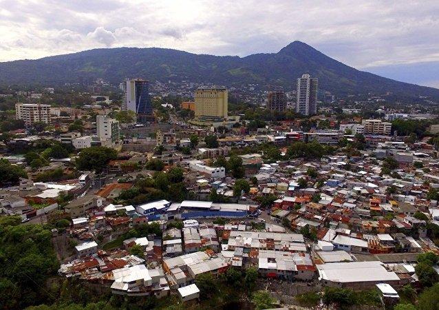圣萨尔瓦多(萨尔瓦多首都)