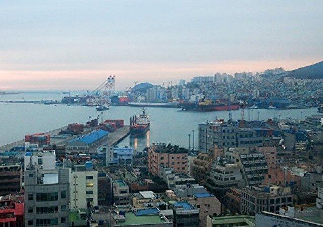 5名被扣韓國釜山的俄船隻船員要求返回俄羅斯
