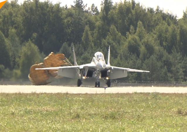 米格-41截擊機