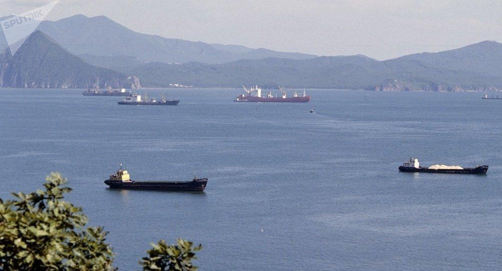 """侦委在""""美洲湾""""油轮于纳霍德卡发生事故后启动刑事立案"""