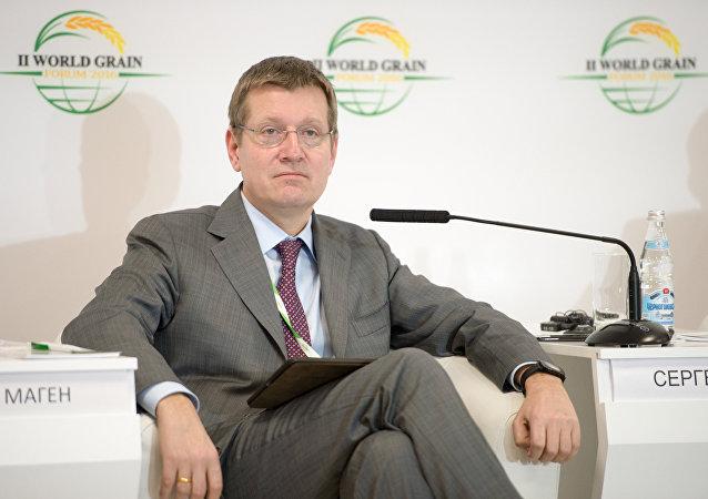 俄羅斯農業部副部長謝爾蓋•萊溫