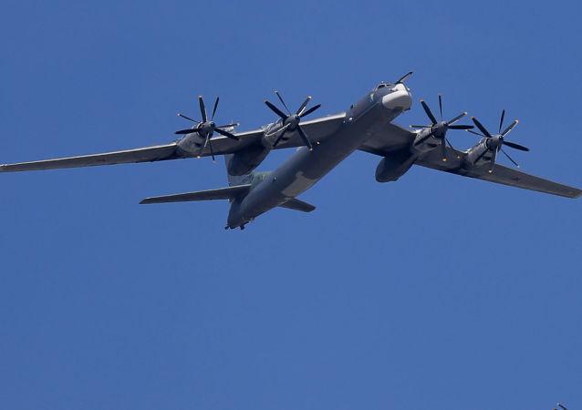 俄图-95MS轰炸机