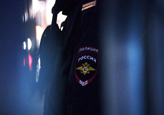 莫斯科99處商場、學校和其他設施在接到炸彈威脅電話後接受排查