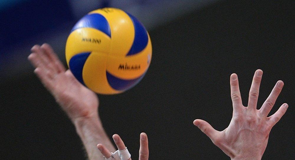 俄羅斯排球運動員創造世錦賽紀錄