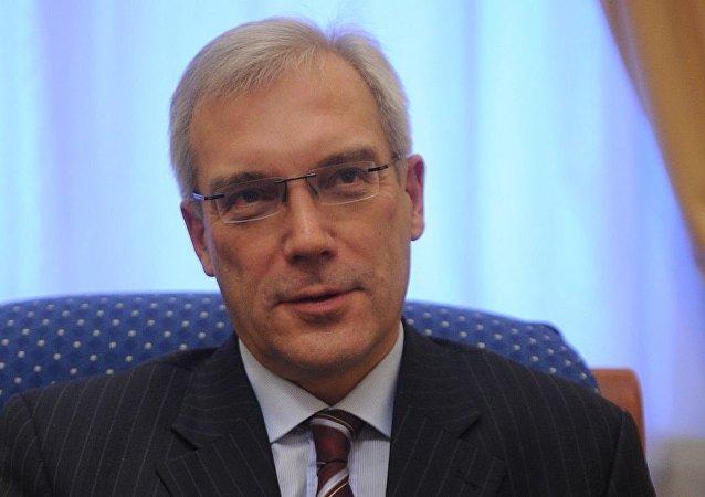 俄副外长:美方就黑海问题发表的声明是企图推卸责任