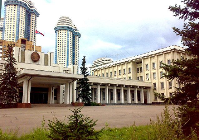 朝鲜驻俄大使馆