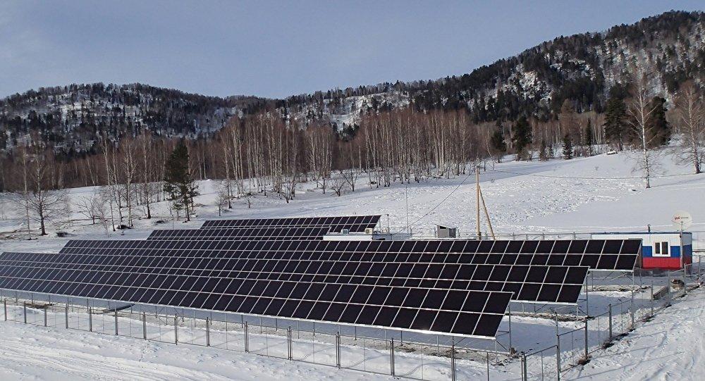 调查:俄罗斯近十年企业对太阳能的需求翻倍