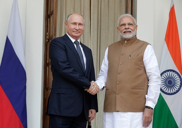普京与莫迪电话讨论反恐和全球问题